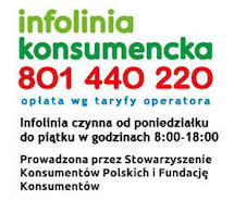 Infolinia konsumencka